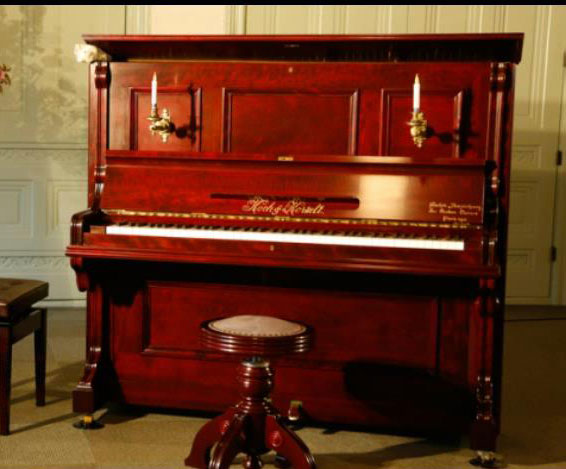 ピアノ、愛しのノヴィー